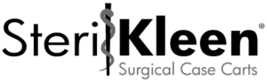 G2 SterilKleen® Surgical Case Carts logo for linking to SterilKleen web site