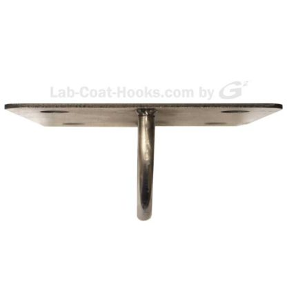 G2 KryptoMax® Stainless Steel Welded Handcuff Ring top view